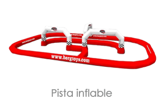 Pista Inflable Berg